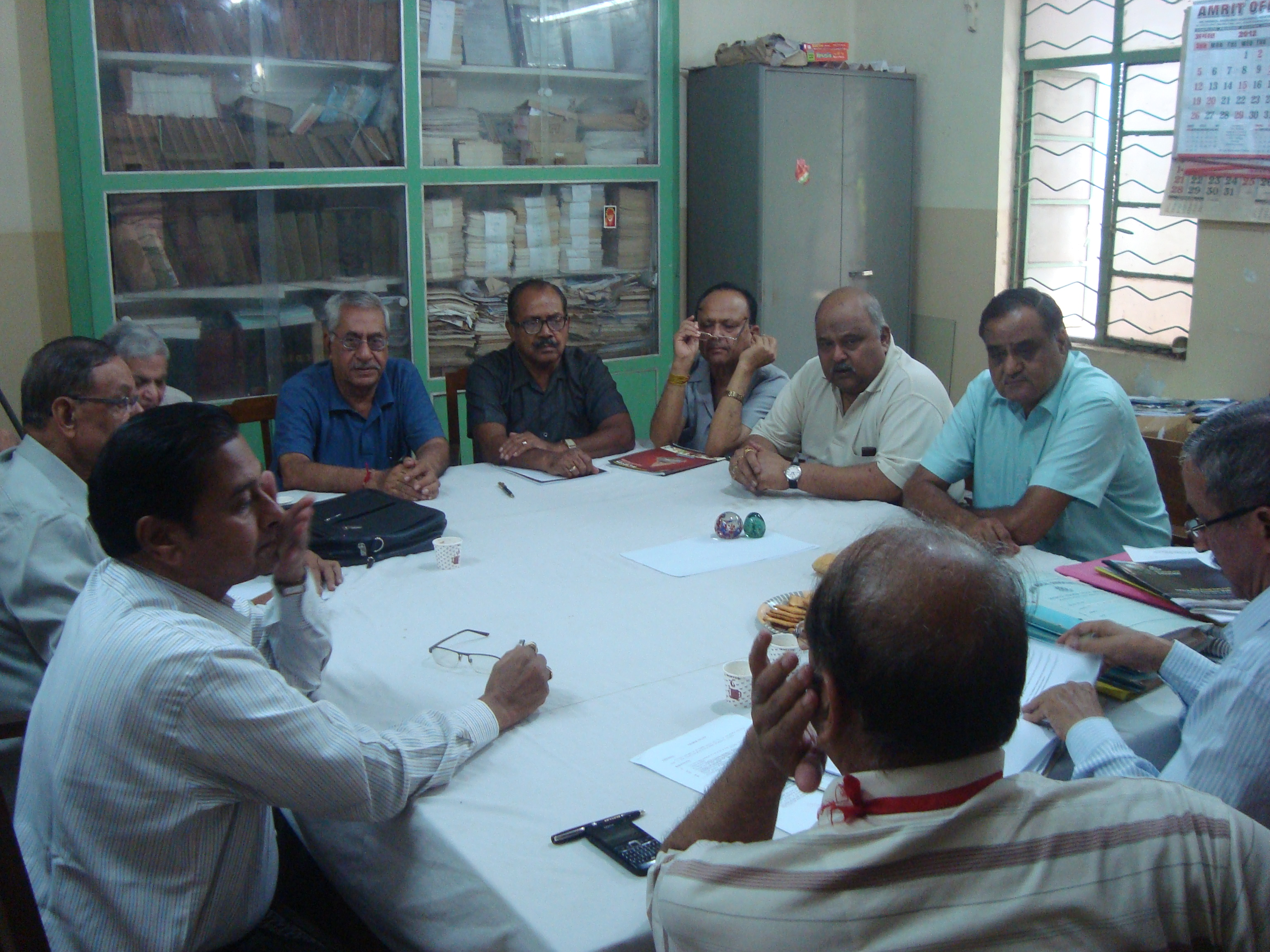 Award Committee Meeting_IMA MP State Branch